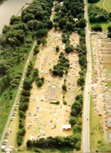Luftaufnahme Nilkheimer Park